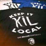 KIL Brush T-Shirt