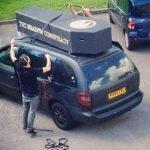 Shadow KIL UK Tour Instagrams