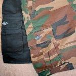 Shadow Creeper Cargo Shorts