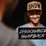 Shadow Dissonance Snapback Hat