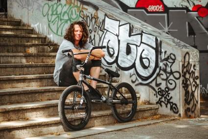 Scott Ditchburn Data BMX Bike Check