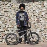 Lahsaan Kobza - Bike Check